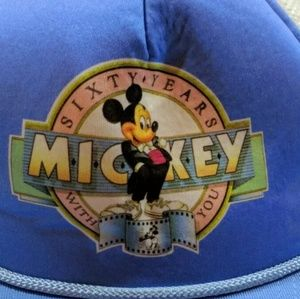 Mickey Mouse 60 yr old BDay Celebration Vintage